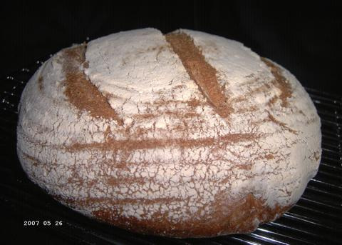 Whole Wheat Country Loaf