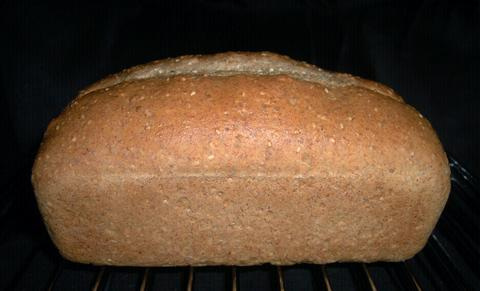 Sesame-Grain Bread 1