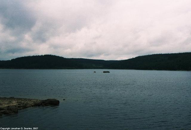 Josefuv Dul Reservoir, Kamenici, Liberecky Kraj, Bohemia(CZ), 2007