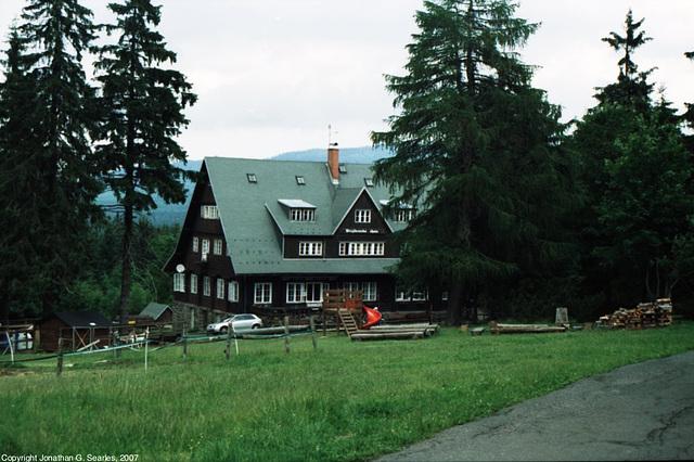 Prezidentska Chata, Bedrichov, Liberecky Kraj, Bohemia(CZ), 2007
