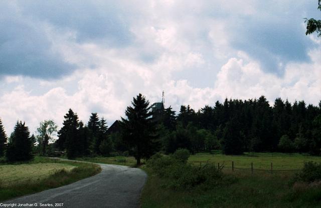 Josefuv Dul Hike, Picture 2, near Bedrichov, Liberecky Kraj, Bohemia(CZ), 2007