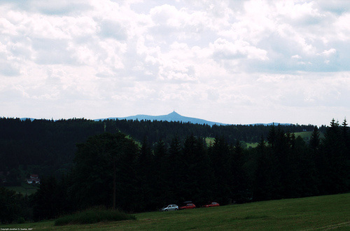 Josefuv Dul Hike, Picture 5, near Bedrichov and Jablonec, Liberecky Kraj, Bohemia(CZ), 2007