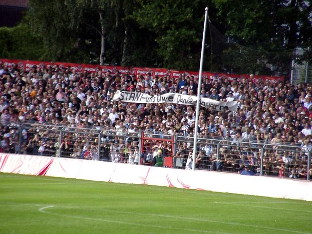 Stani- uns Uwe. Danke Bayern