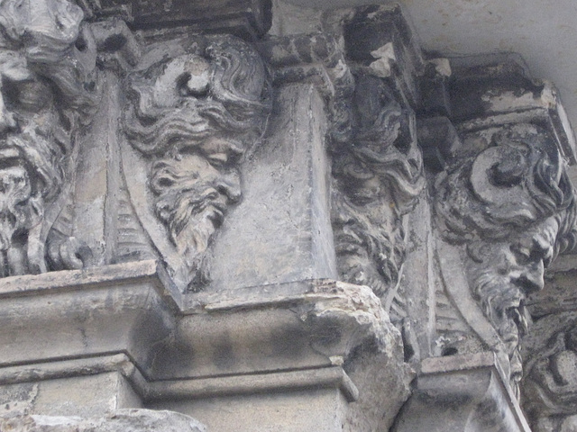 Charlottenburg detail