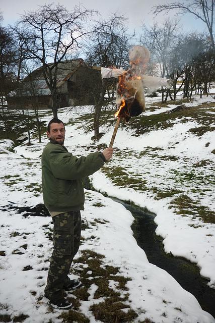 Horí / On fire!