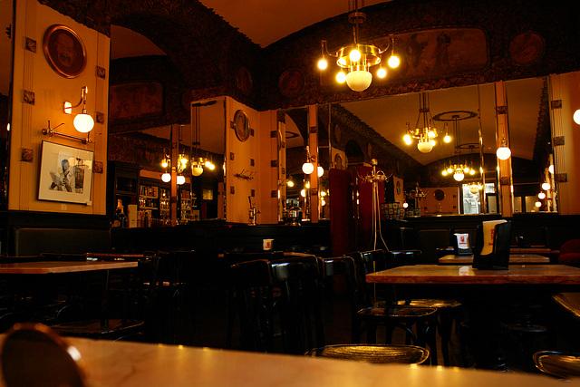 Trieste, Café San Marco