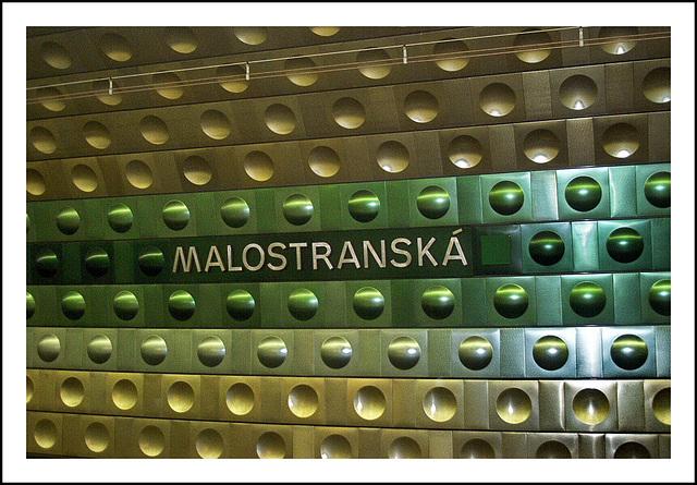 Prag Subway