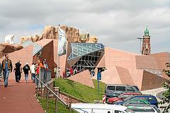 Bremerhaven, Zoo am Meer: Eingang