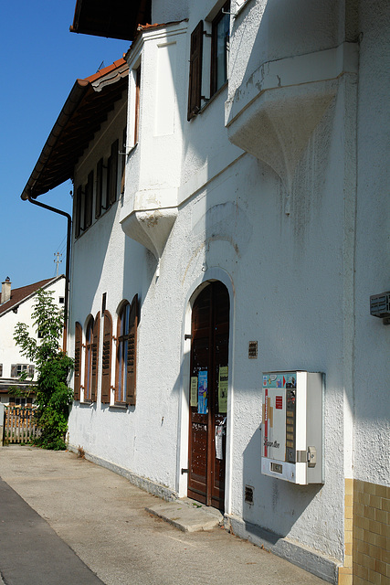 "Icking - Gasthof ""Zur Post"""