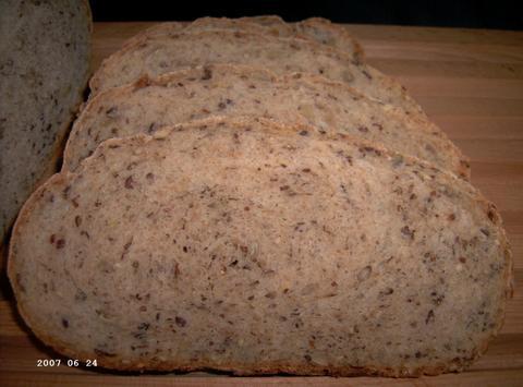 Sourdough Seed Bread 2