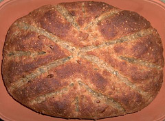 Toasted Sesame and Sunflower Loaf