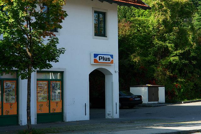Icking - Plus-Supermarkt