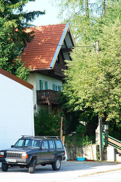 Icking - Münchener Straße