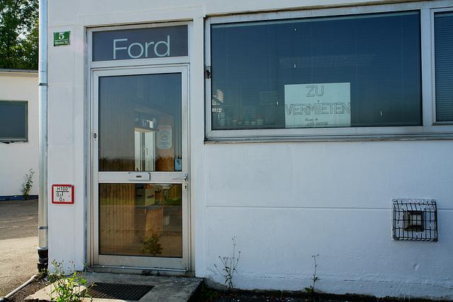Icking - Ford-Werkstatt