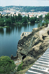 View North, Picture 3, Vysehrad, Prague, CZ, 2007