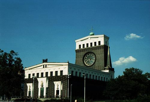 Kostel Nejsvetejsiho Srce, Picture 2, Jiriho z Podebrad (Zizkov), Prague, CZ, 2007