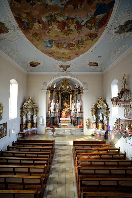 Oberelsbach Kirche - 130323