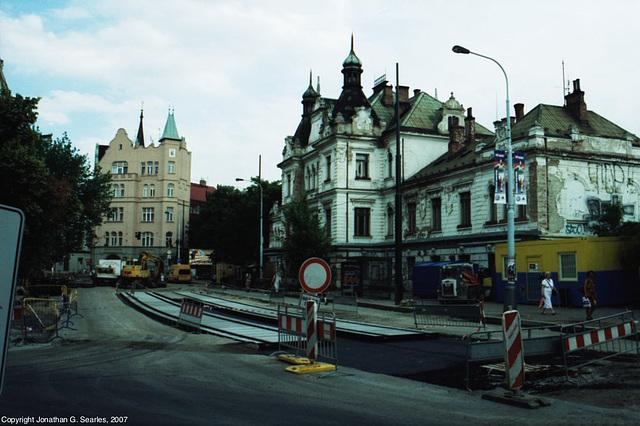 Nadrazi Vysehrad, Prague, CZ, 2007