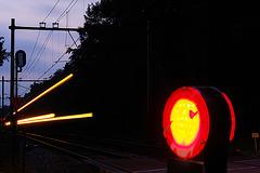 Baarn - Railway Crossing