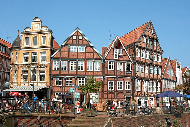 Stade: Historische Innenstadt