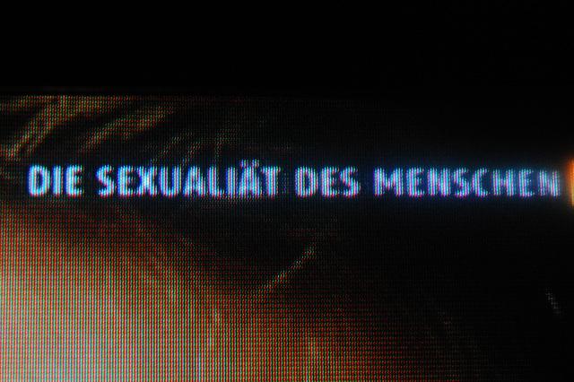 Die Sexualität des Menschen