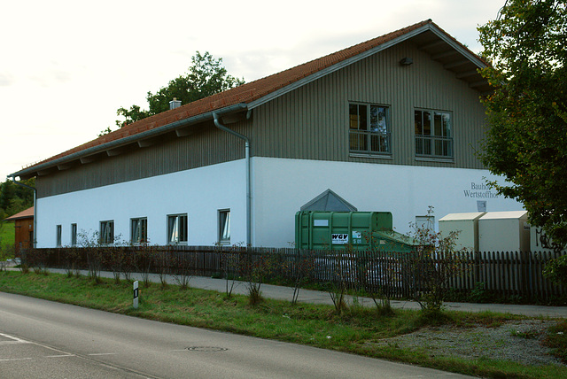 Icking: Wertstoffhof