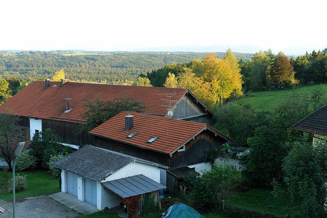 Icking: Bauernhof der Fam. Osiv