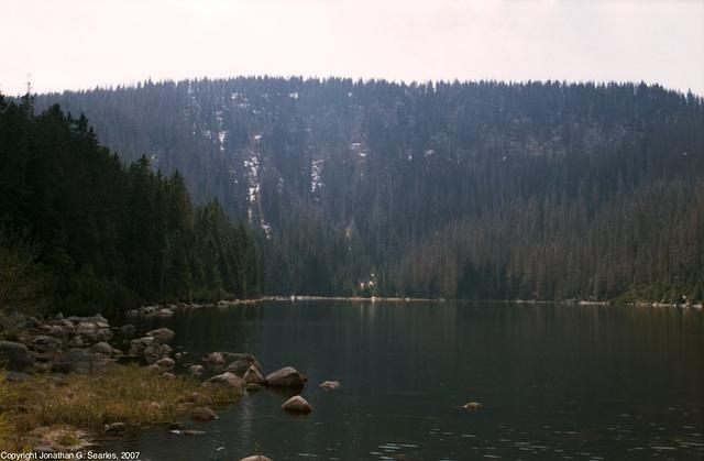 Plesne Jezero, Sumavsky Narodni Pamatka, Bohemia(CZ), 2007
