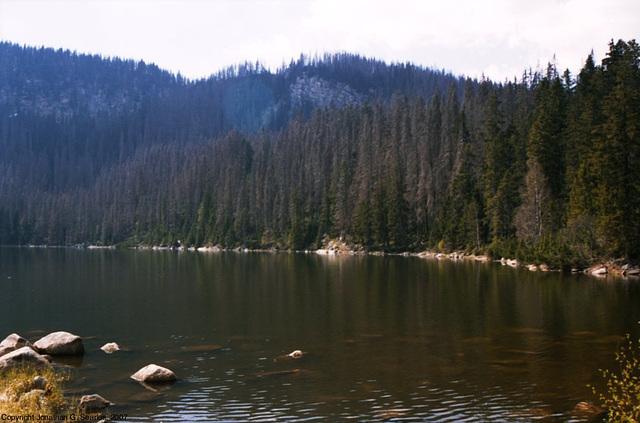 Plesne Jezero, Picture 3, Sumavsky Narodni Pamatka, Bohemia(CZ), 2007