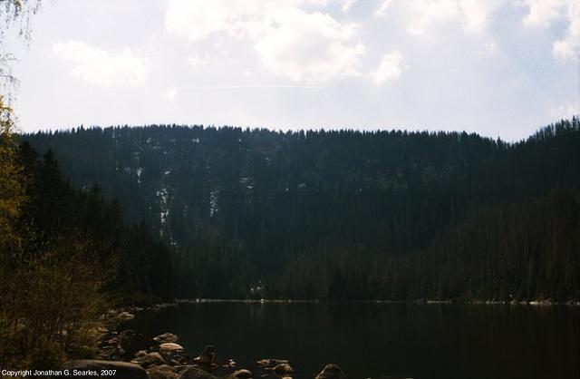 Plesne Jezero, Picture 4, Sumavsky Narodni Pamatka, Bohemia(CZ), 2007