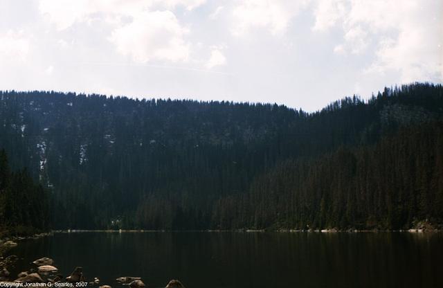 Plesne Jezero, Picture 6, Sumavsky Narodni Pamatka, Bohemia(CZ), 2007