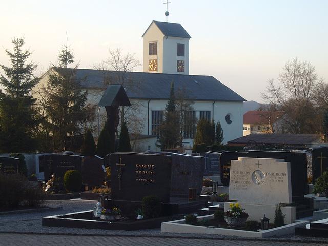 Friedhof am Heimatort
