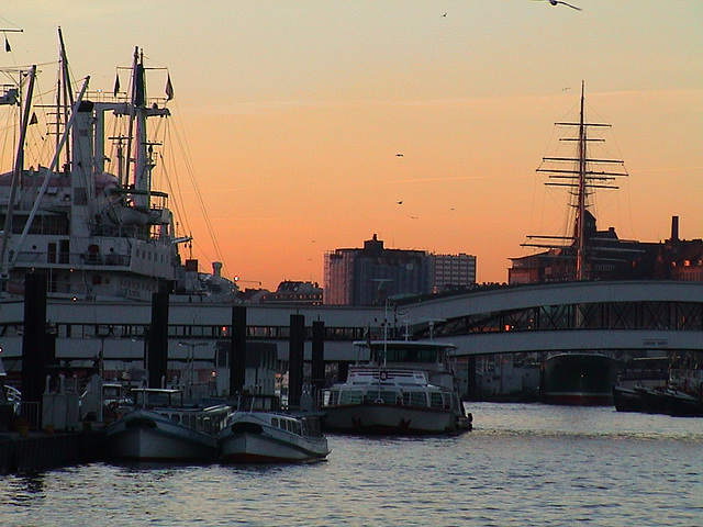 Hafen - Sundown