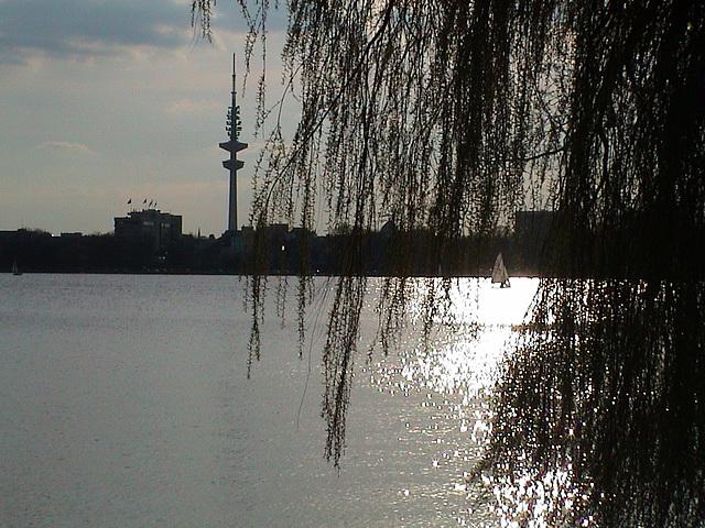 Alster - Fernsehturm