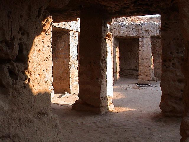 Königsgräber Paphos 2