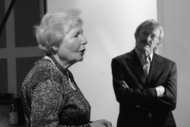 Hanna Cooper und Erich Kasberger