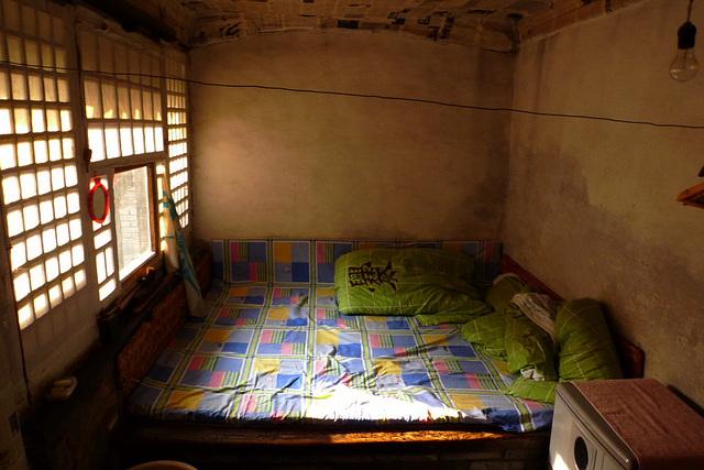 卧室做炕设计图片