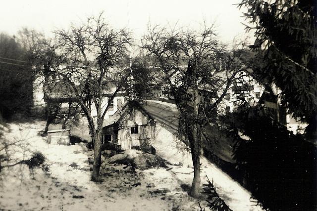 Icking - Austragshäusl des Lechnerhofs
