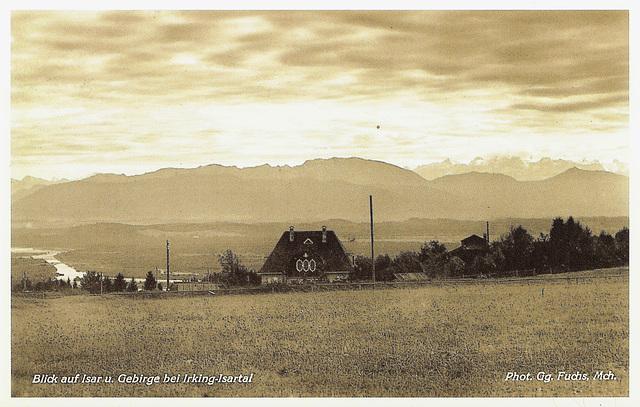 Historische Postkarte Nr.9 (1930)