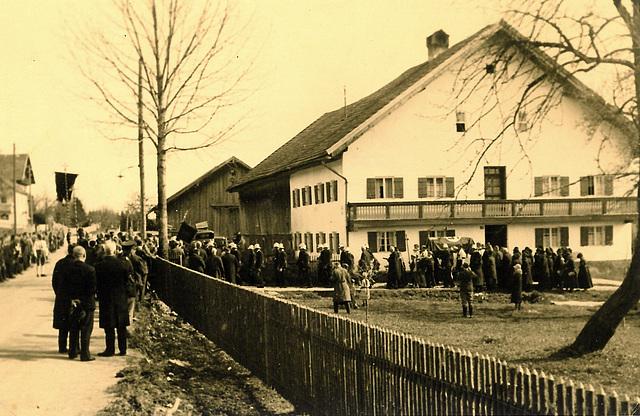 Icking - Pischeltsriederhof in 1932