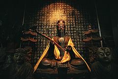 Buddha ina T-house