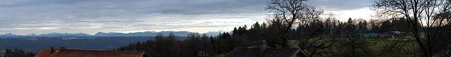 Icking - Panorama
