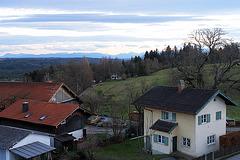 Das Isartal ohne Photomatix - Isar Valley Without Photomatix