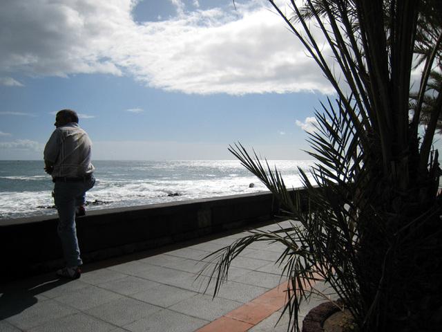IMG 1726 Promenade in La Playa
