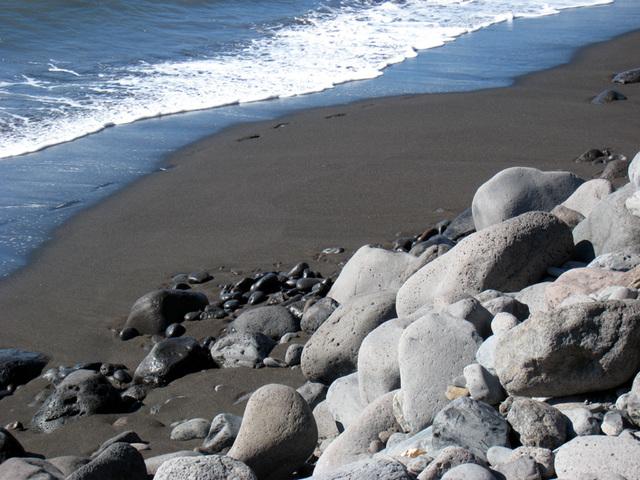 IMG 1741 Steine, Sand, Meer