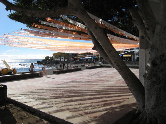 IMG 1742 Bühne in La Playa