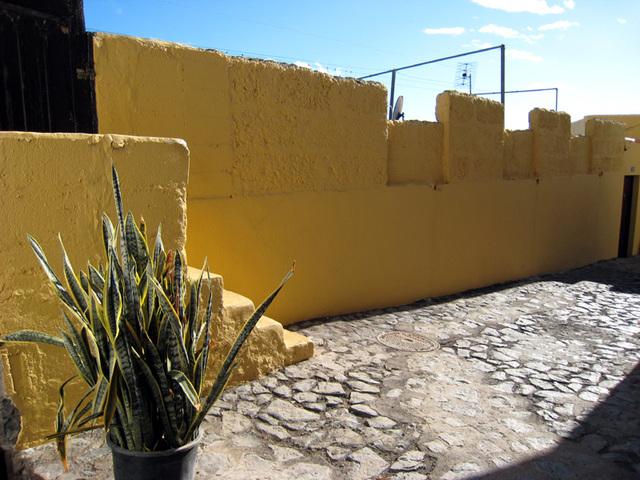IMG 1756 Mauer in Calera