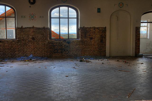 """Icking - Bürgersaal im """"Klostermaier"""""""
