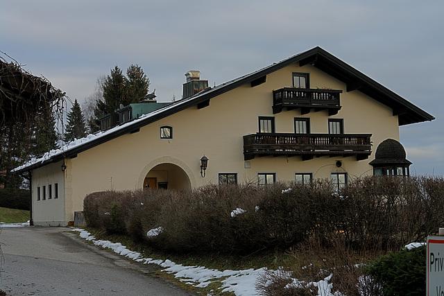 Icking - Alpenblick