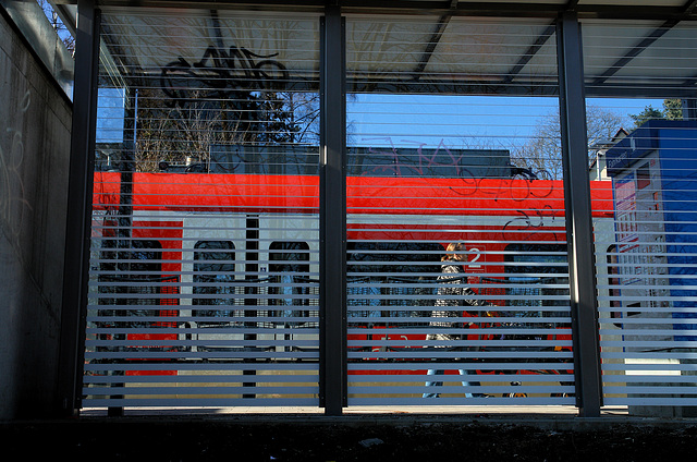 Icking - S-Bahnhof